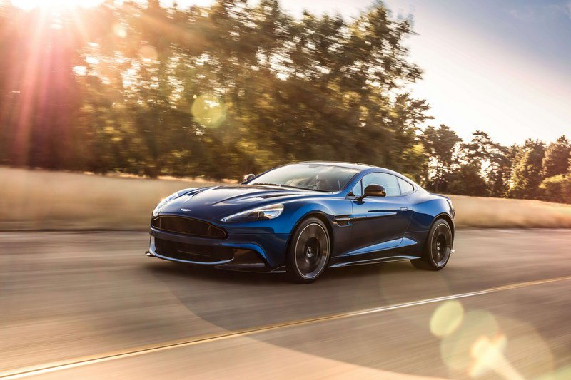 72 All New 2020 Aston Martin Vanquish Model