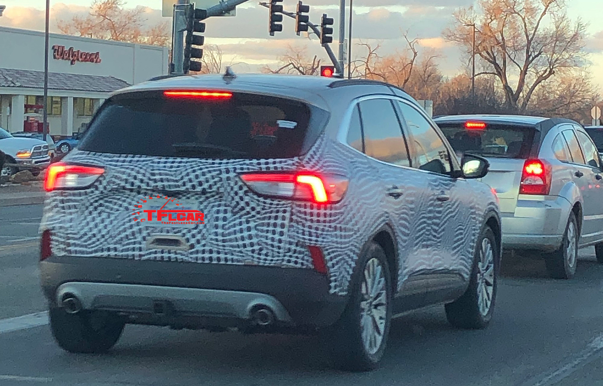 72 All New 2020 Ford Escape Research New