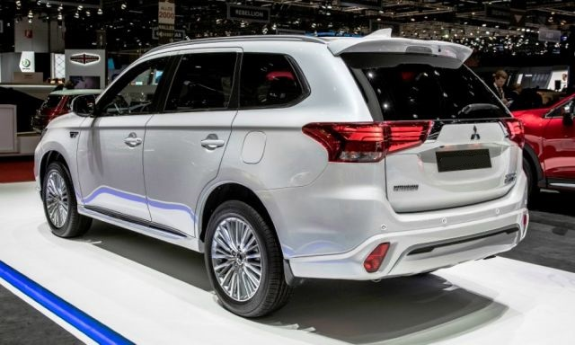72 All New 2020 Mitsubishi Outlander Price Design and Review