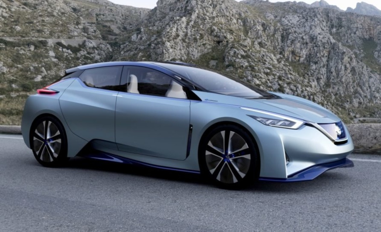 72 All New 2020 Nissan Leaf Exterior and Interior