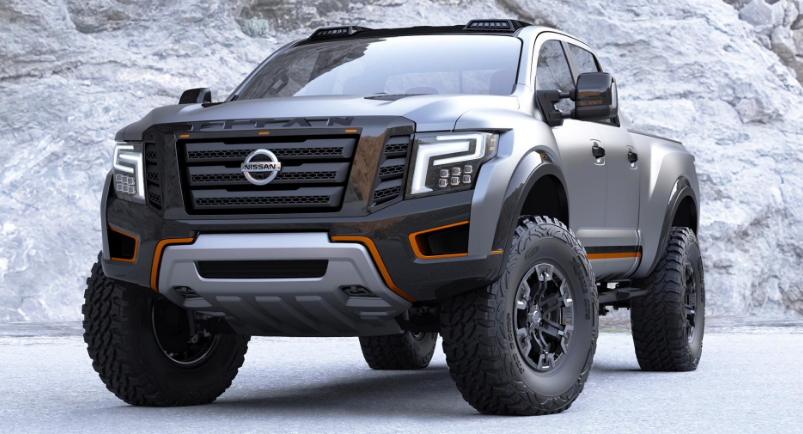 72 All New 2020 Nissan Titan Concept and Review