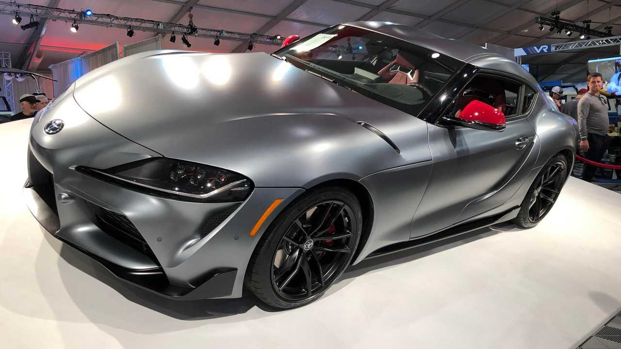 72 Best 2020 Toyota Supra Redesign and Concept