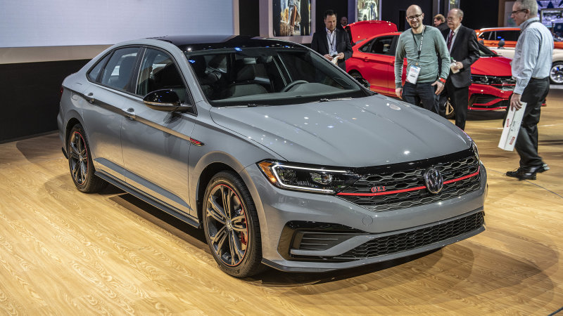 72 New 2019 Vw Jetta Gli Research New