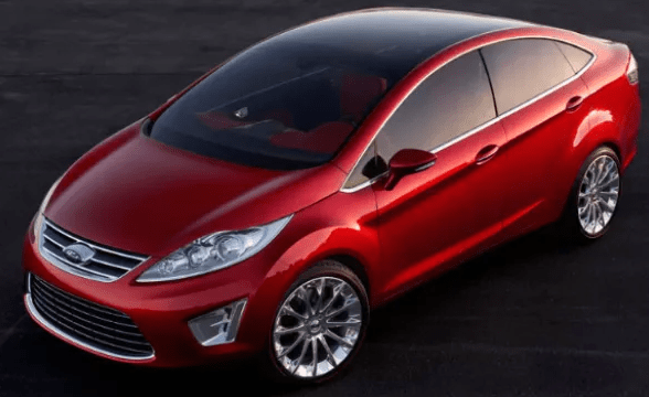 72 New 2020 Ford Fiesta Release Date and Concept