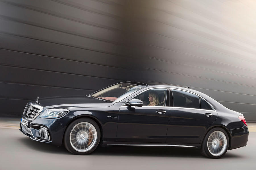 72 New 2020 Mercedes S Class First Drive