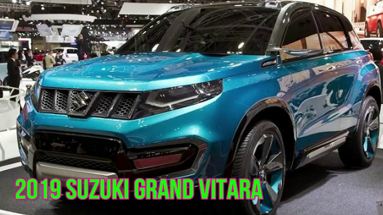 72 New 2020 Suzuki Grand Vitara Preview Release