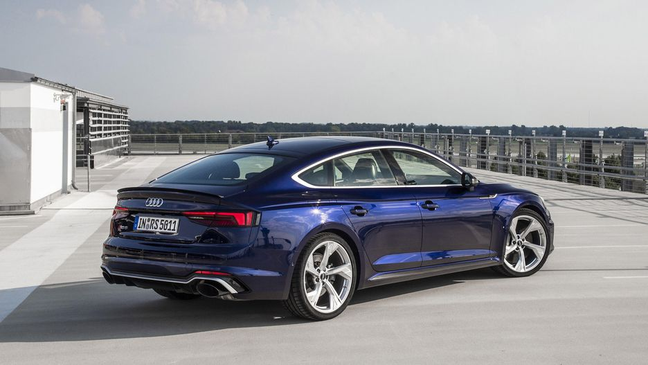 72 The 2020 Audi S5 Exterior and Interior