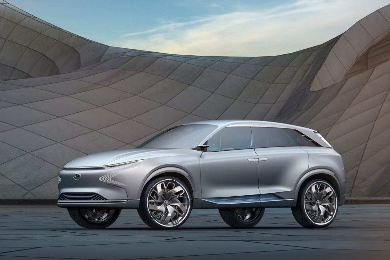 72 The 2020 Hyundai Tucson Picture