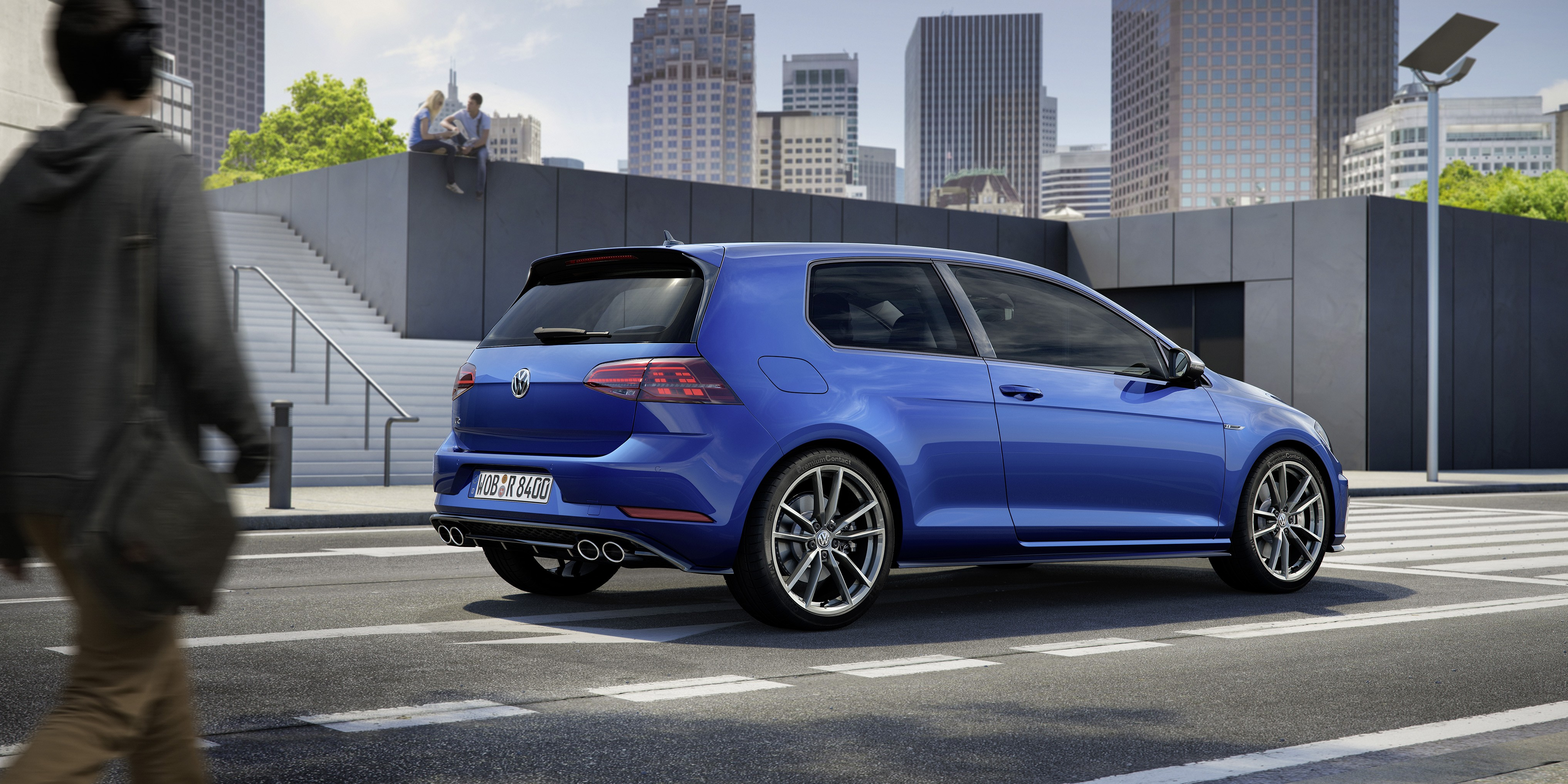 72 The 2020 Volkswagen Golf R Configurations