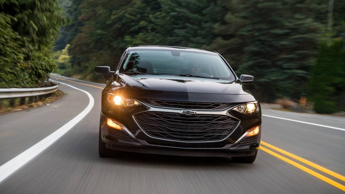 72 The Best 2019 Chevy Malibu Wallpaper