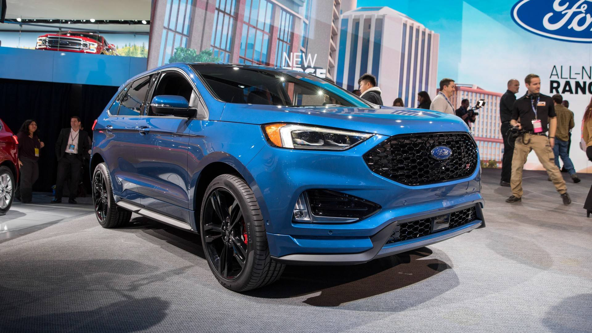 72 The Best 2019 Ford Edge New Design Configurations