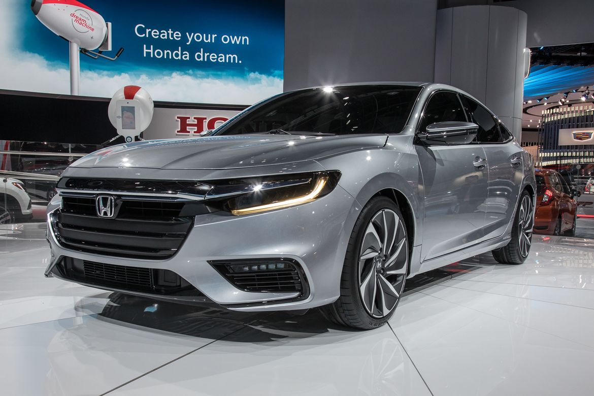 72 The Best 2019 Honda Insight Review