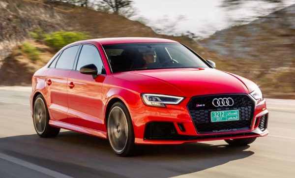 72 The Best 2020 Audi RS3 New Concept