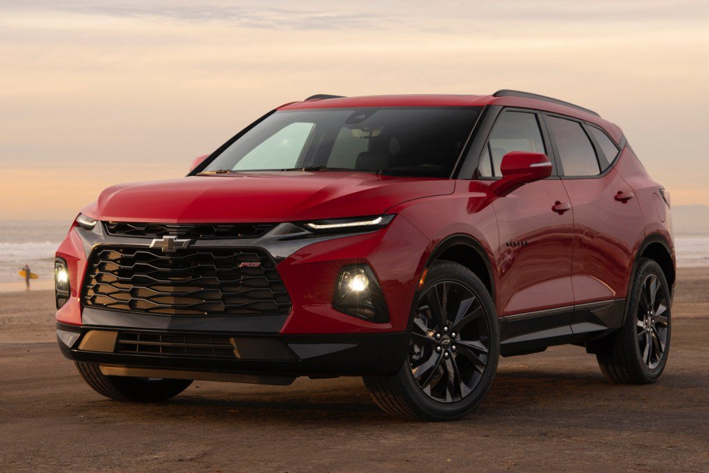72 The Best 2020 Chevy Trailblazer Redesign and Review