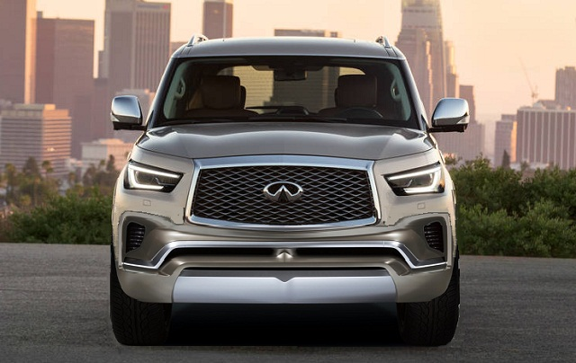 72 The Best 2020 Infiniti QX80 Rumors