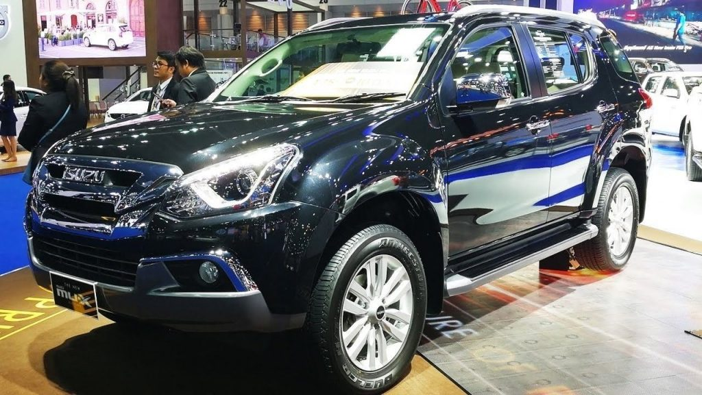 72 The Best 2020 Isuzu MU X Price and Release date