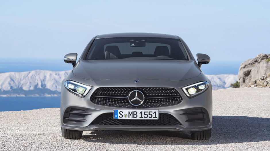 72 The Best 2020 Mercedes Cls Class Release Date