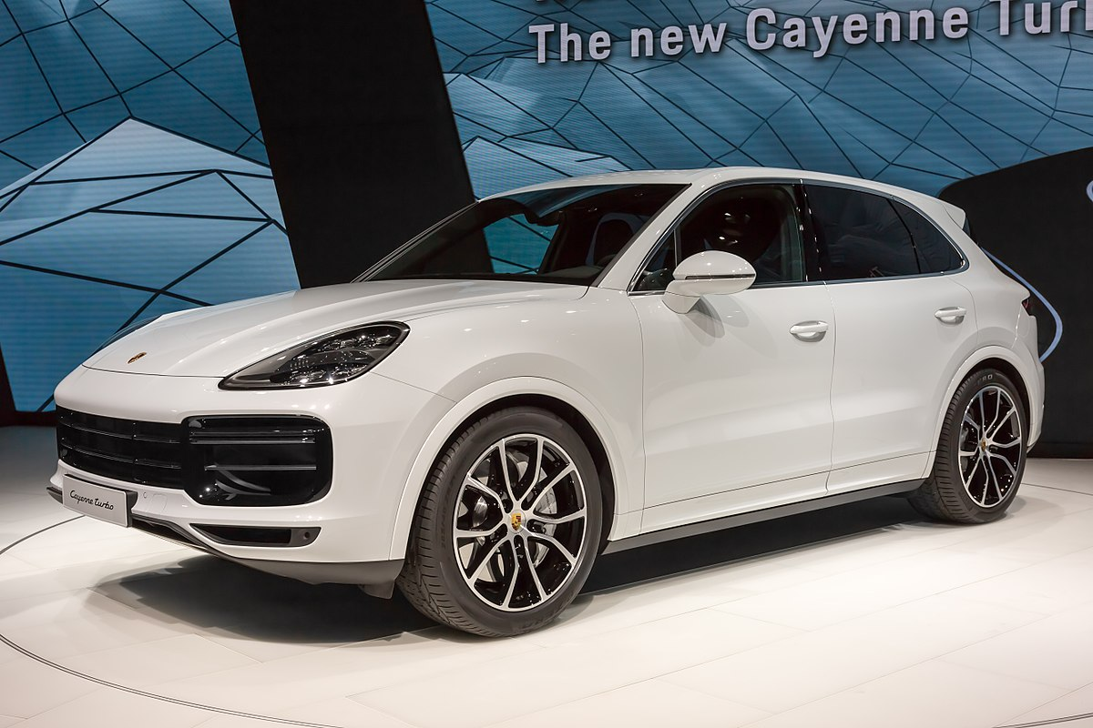 72 The Porsche Cayenne Model Price and Review