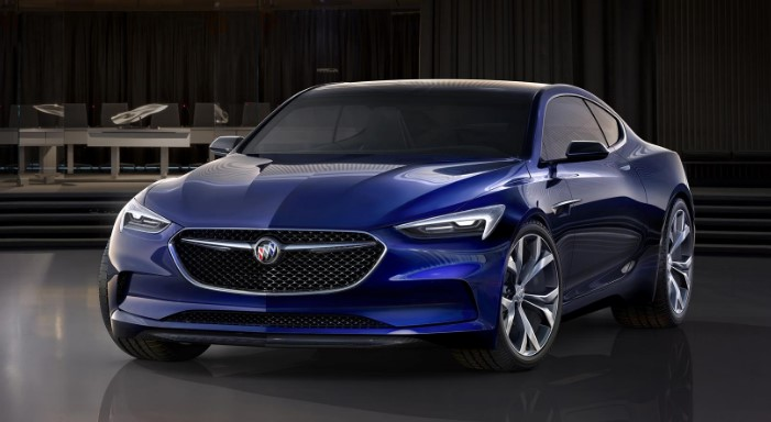 73 A 2019 Buick Grand National Gnxprice New Model and Performance
