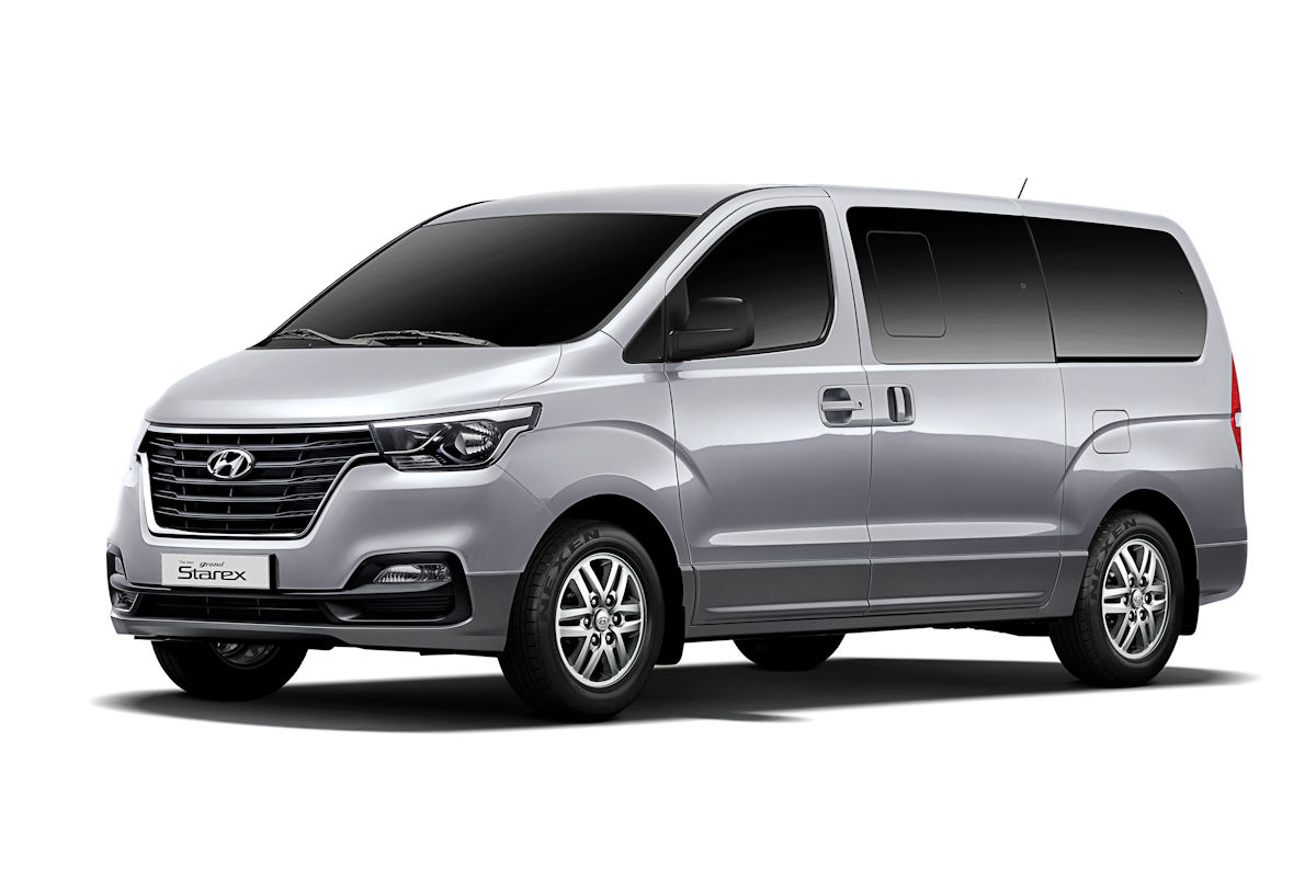 73 A 2019 Hyundai Starex Photos