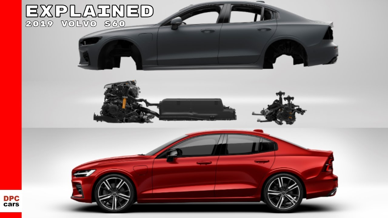 73 A 2019 Volvo S60 R First Drive