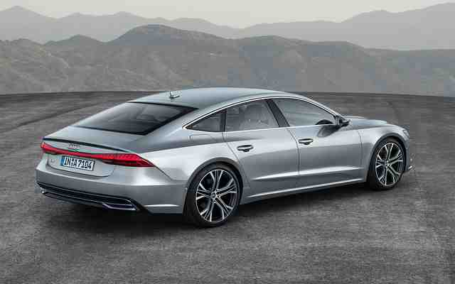 73 A 2020 All Audi A7 Photos
