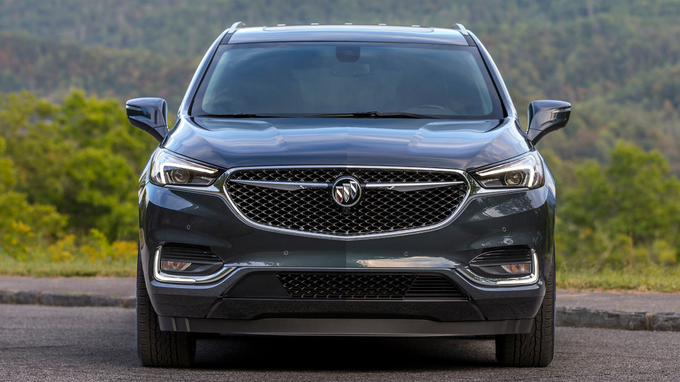 73 A 2020 Buick Enclave Redesign