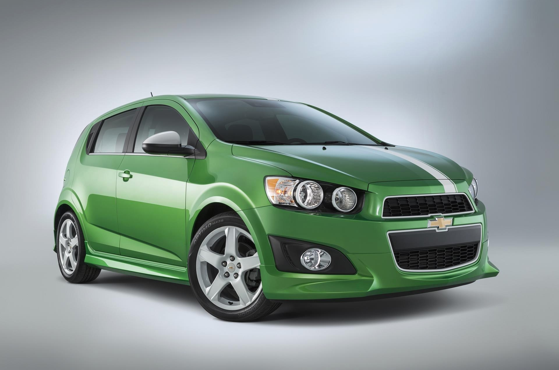 73 A 2020 Chevy Sonic Exterior and Interior