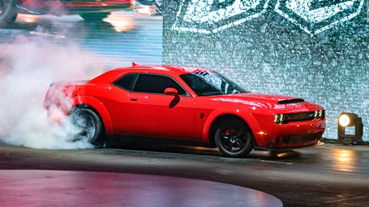 73 A 2020 Dodge Challenger Review