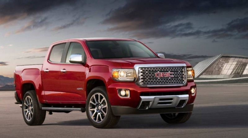 73 A 2020 GMC Canyon Rumors