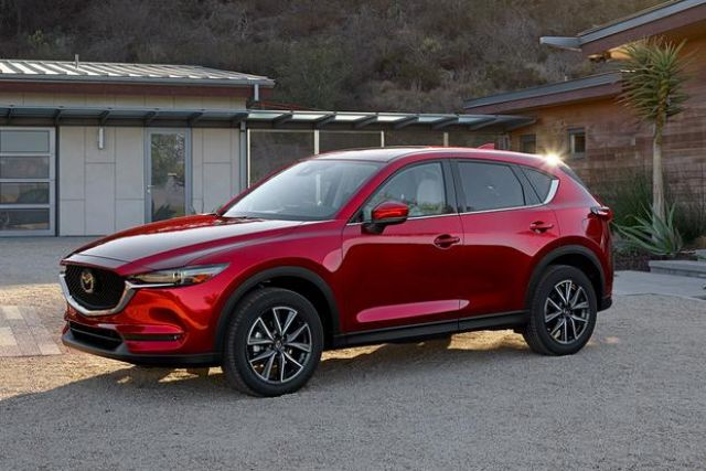 73 A 2020 Mazda CX 5 Specs and Review