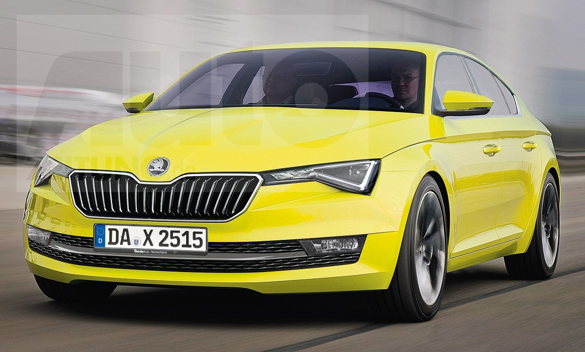 73 A 2020 Skoda Roomster Redesign