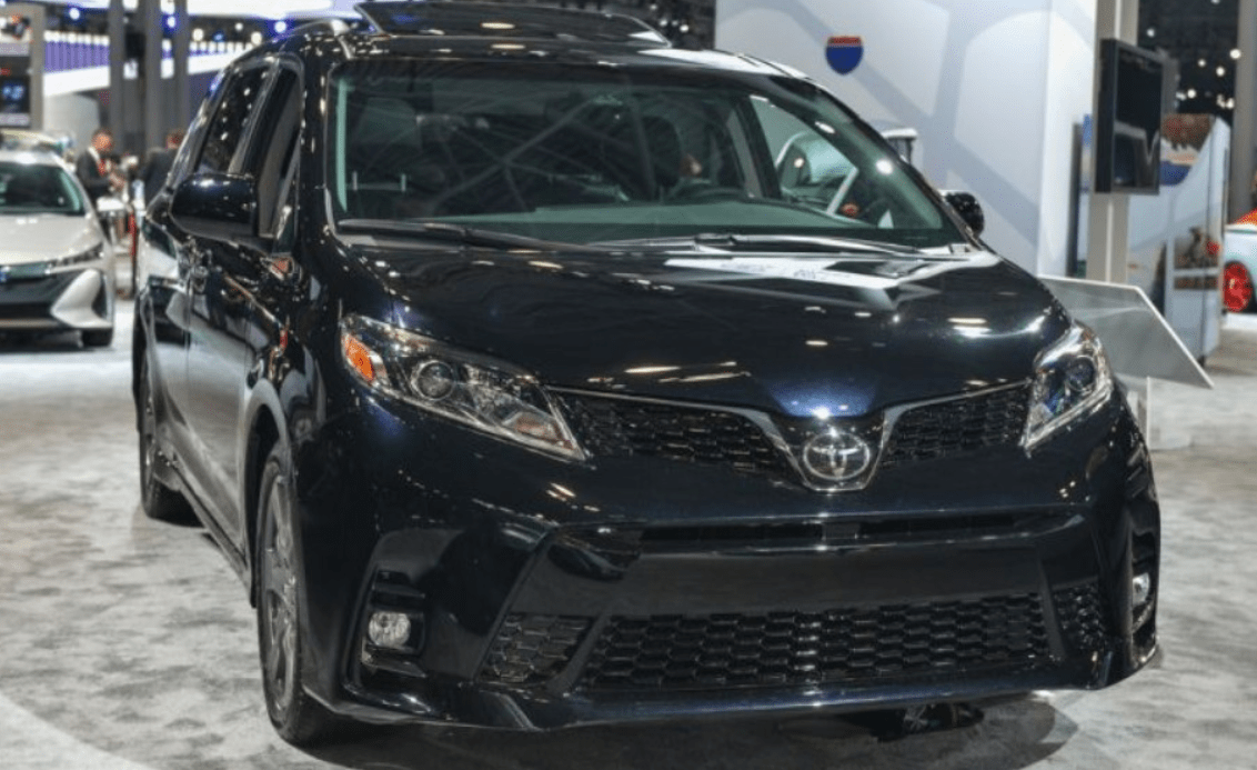 73 A 2020 Toyota Sienna Research New