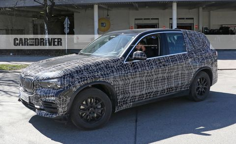 73 A Next Gen BMW X5 Suv Performance and New Engine