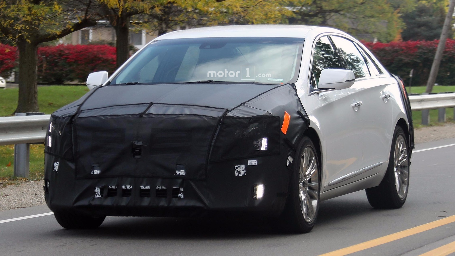 73 A Spy Shots Cadillac Xt5 Prices
