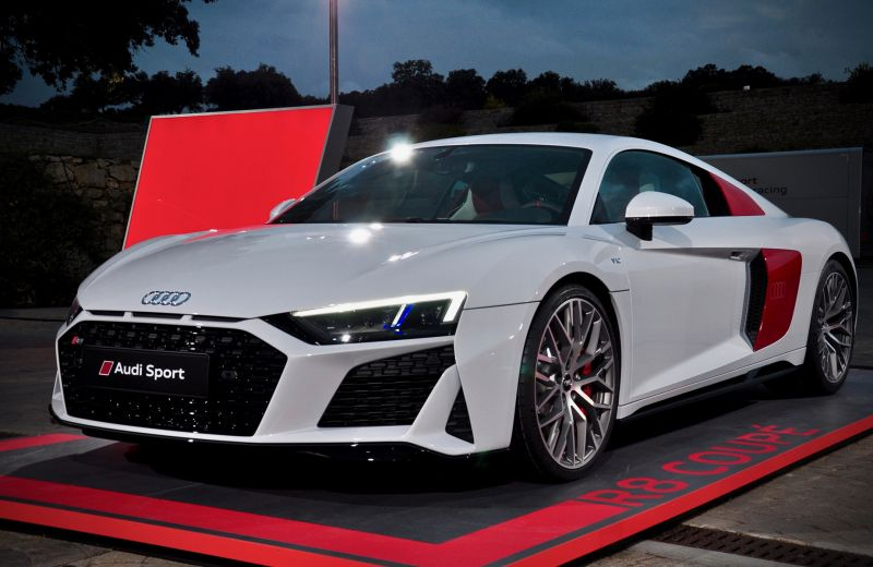 73 All New 2020 Audi R8 Review