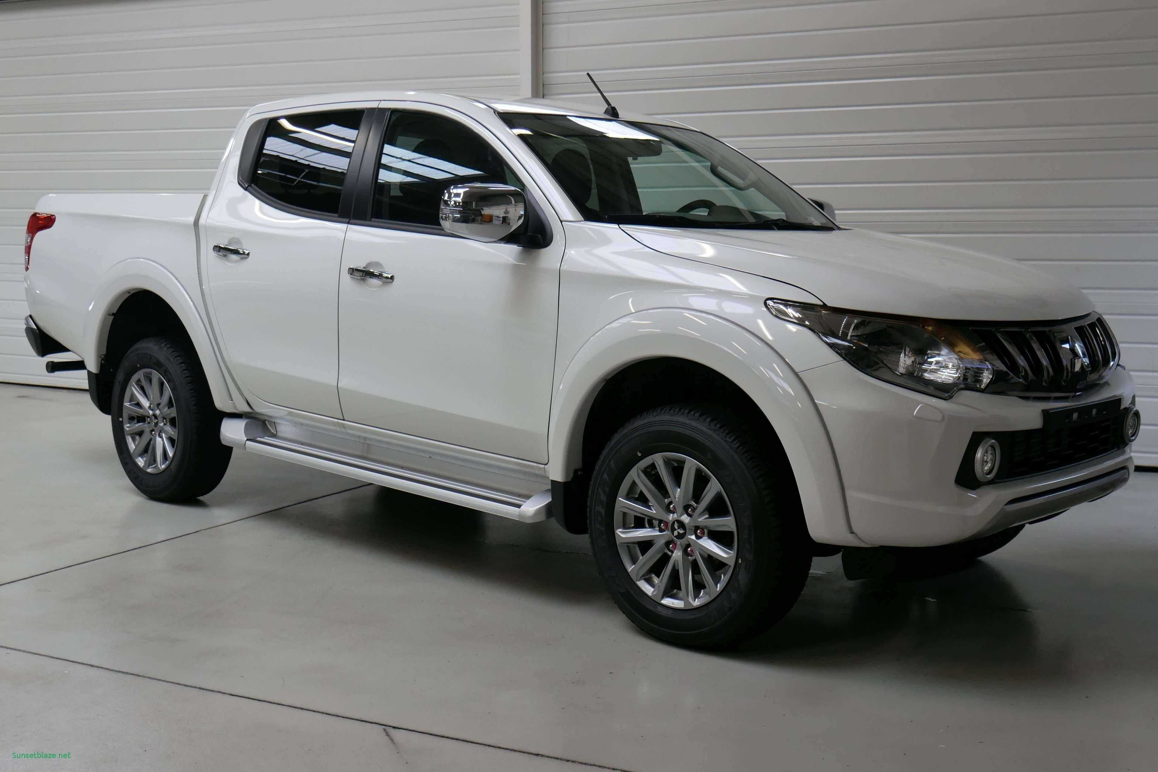 73 All New 2020 Mitsubishi Triton Perfect Outdoor Model