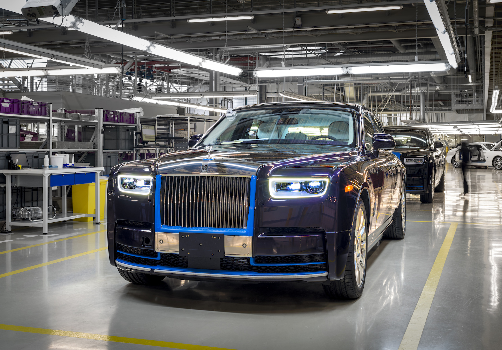 73 All New 2020 Rolls Royce Phantoms Release Date and Concept