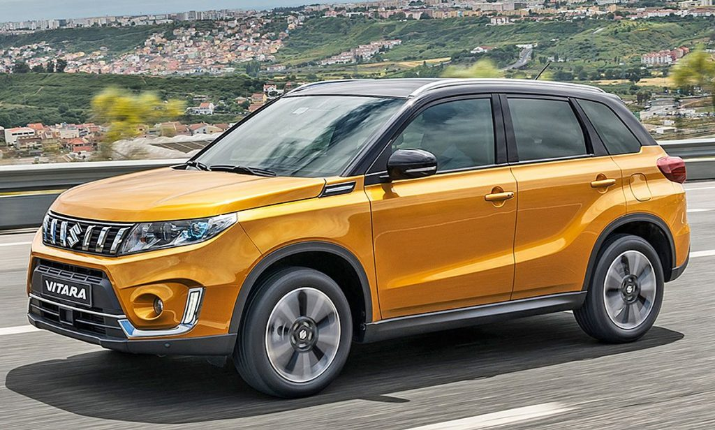 73 All New 2020 Suzuki Grand Vitara Preview Overview