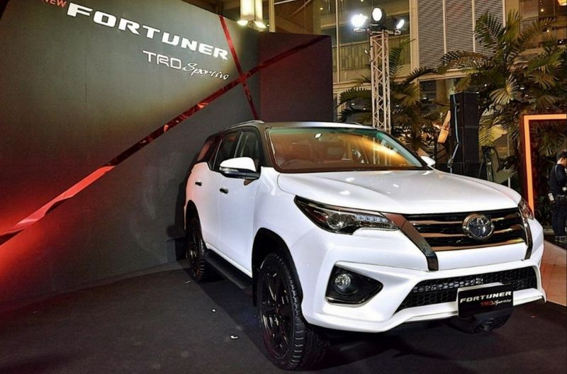 73 All New 2020 Toyota Fortuner Engine