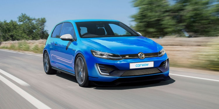 73 All New 2020 VW Golf R USA Images