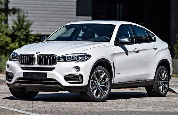 73 All New BMW X62019 Images