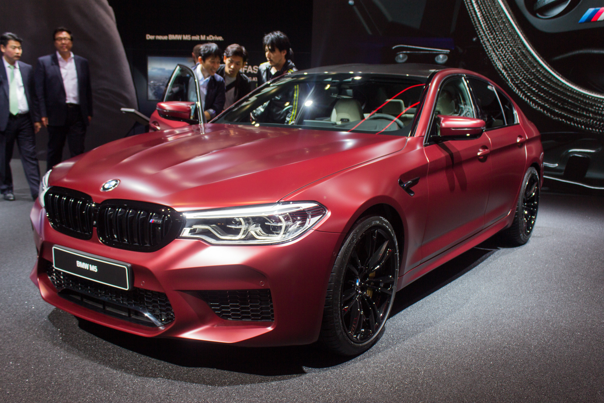 73 Best 2020 BMW M5 Get New Engine System Redesign and Concept