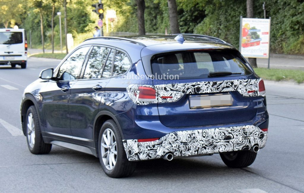73 New 2020 BMW X1 Release Date and Concept