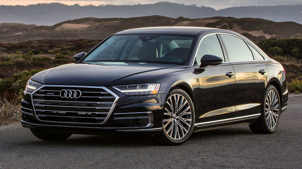 73 New Audi A8 Picture