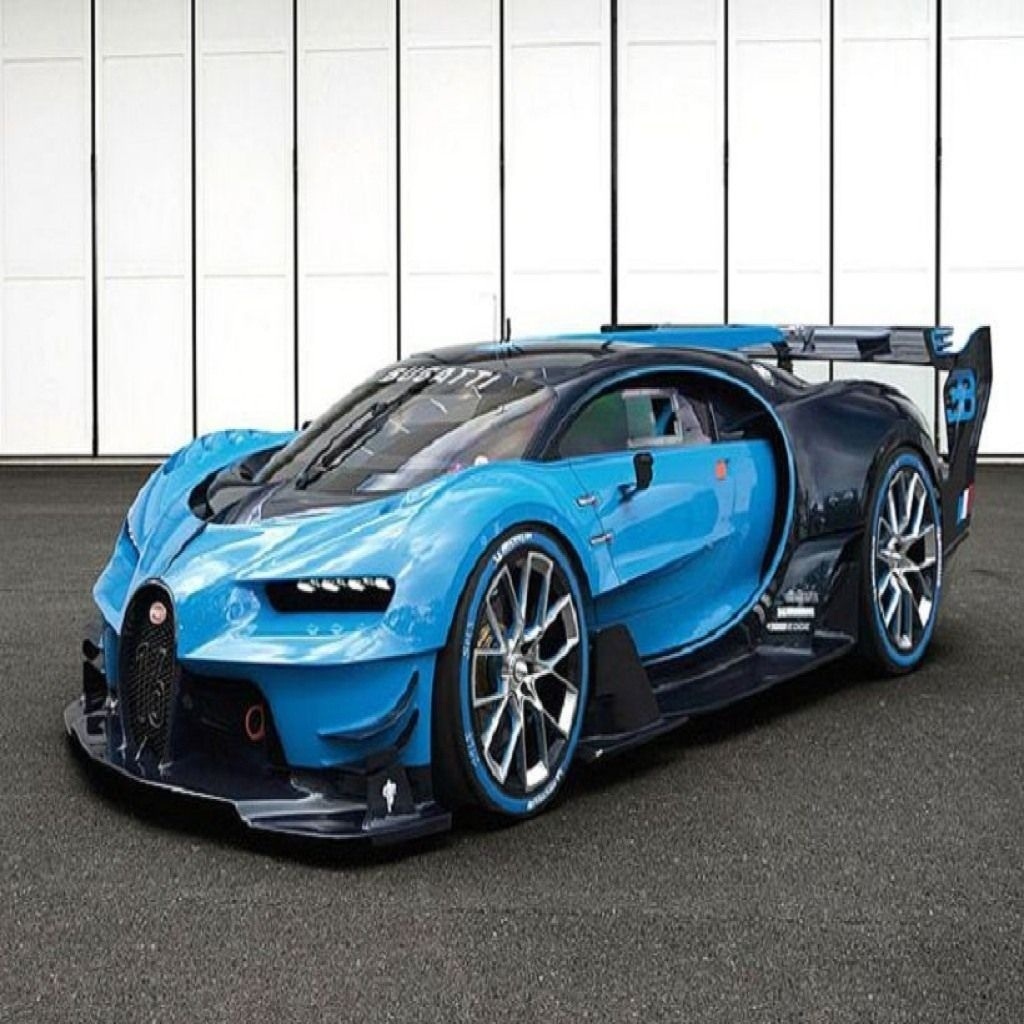 73 The 2019 Bugatti Veyron Performance