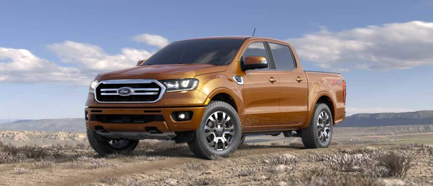 73 The 2019 Ford Ranger Usa Engine