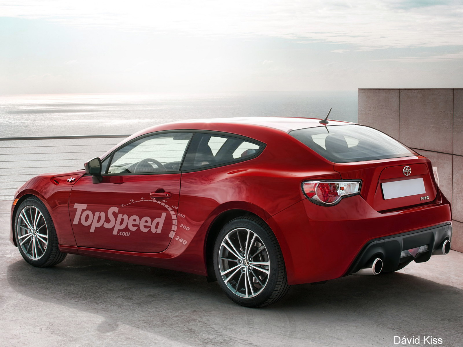 73 The 2019 Scion Fr S Performance and New Engine