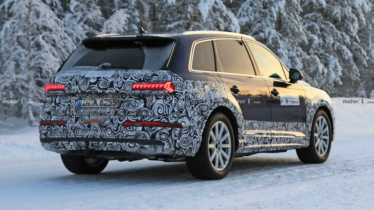 73 The 2020 Audi Q7 Price and Release date