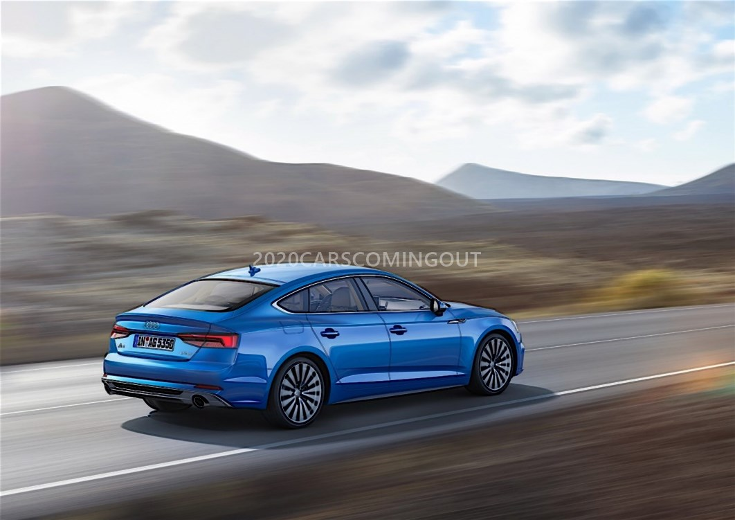 73 The 2020 Audi Rs5 Cabriolet New Concept